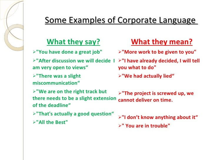 Bad Communication Examples In The Workplace - ma