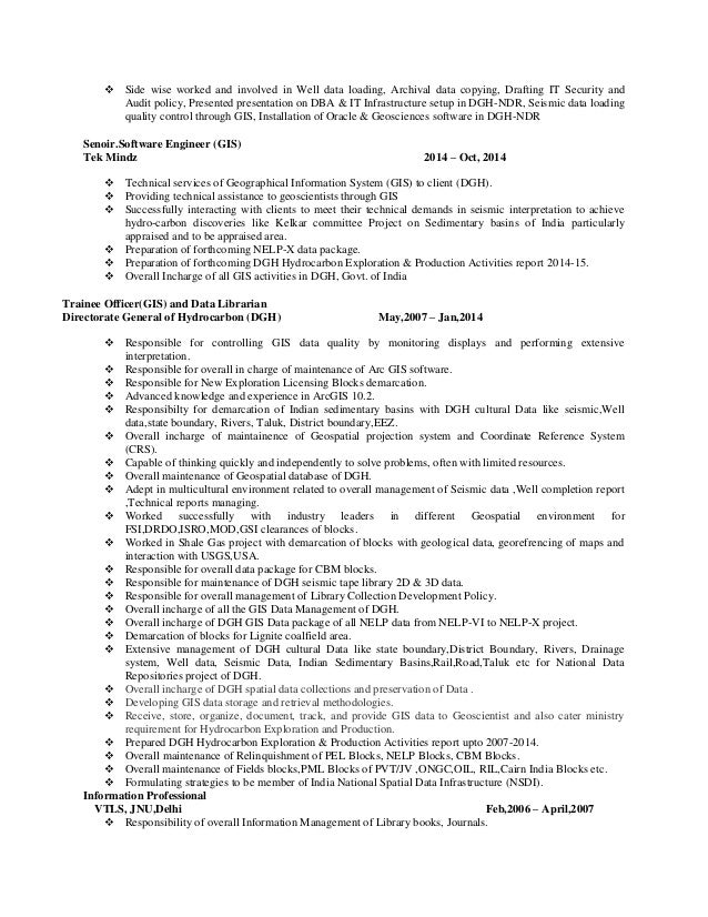 prashant jha resume gis mphil. Resume Example. Resume CV Cover Letter