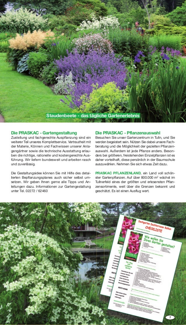 Garten Pflanzen Trockenen Regionen Tipps Sparen , Praskac Pflanzenkatalog 2015