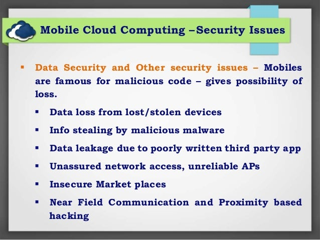 Advance Cloud Computing Capabilities