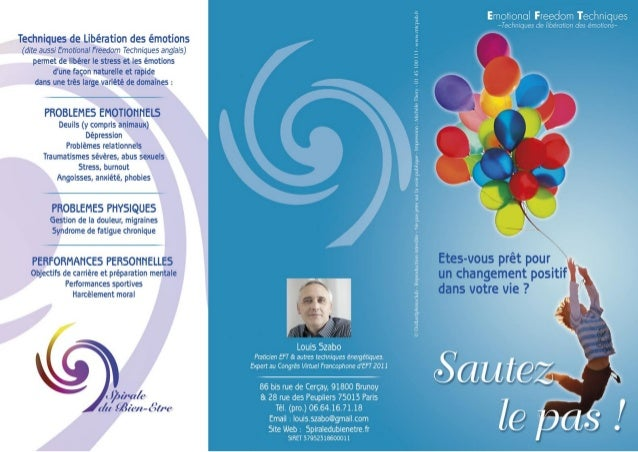 Praticien EFT Louis Szabo