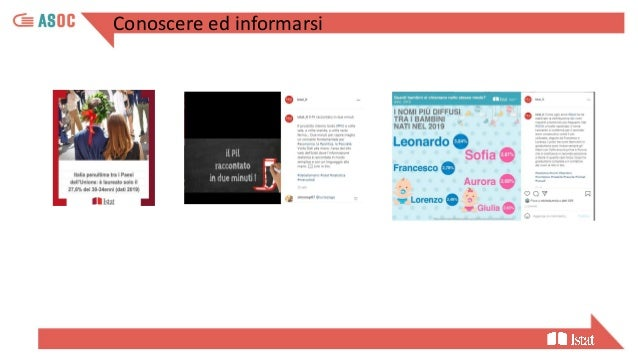 25 La comunicazione statistica sui social network La fiducia sarà imperativa, quindi la comunicazione statistica sui socia...