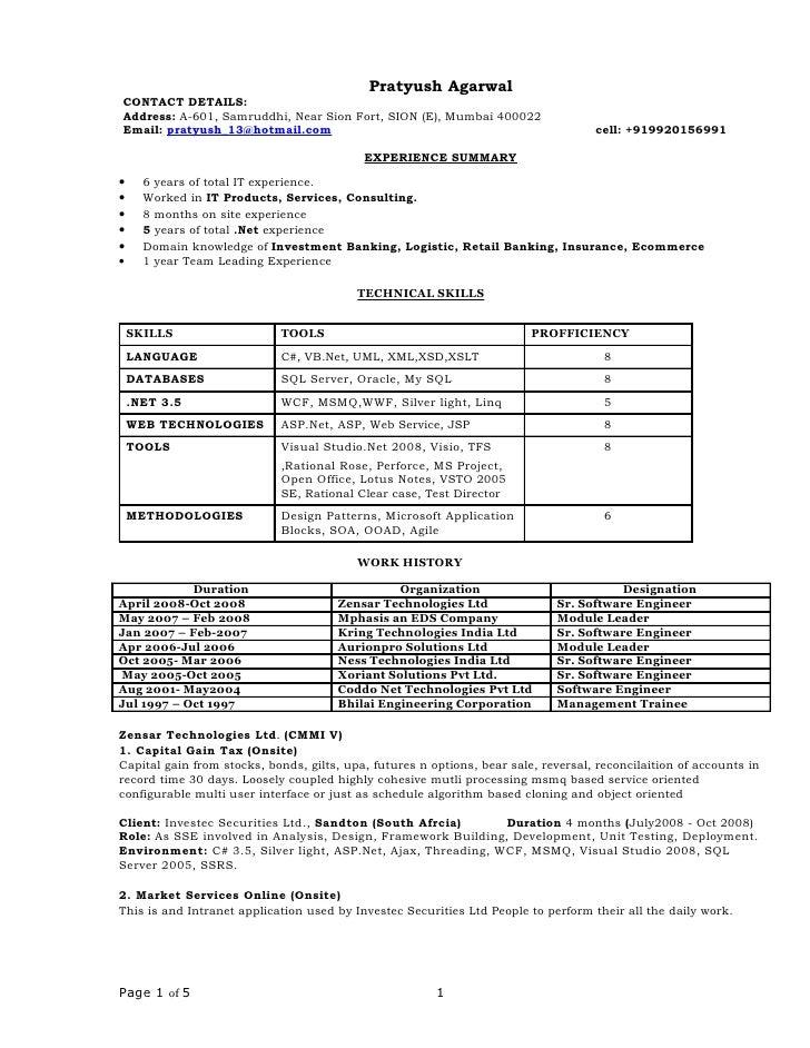 Pratyush Agarwal CONTACT DETAILS: Address: A-601, Samruddhi, Near Sion Fort, SION (E), Mumbai 400022 Email: pratyush_13@ho...
