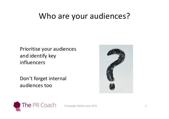 PR audit template Slide 3