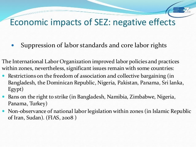 special economic zones in india principles problems and prospects