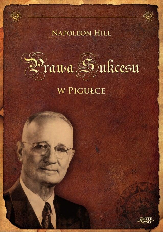 """Ten ebook zawiera darmowy fragment publikacji """"Prawa Sukcesu w pigułce""""  Darmowa publikacja dostarczona przez ZloteMysli.p..."""