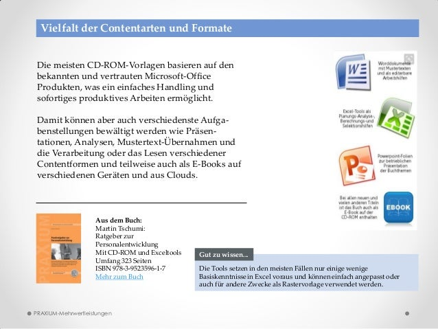 Die Mehrwert-Leistungen des PRAXIUM-Verlages auf einen Blick Slide 3