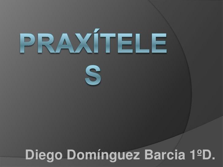 Diego Domínguez Barcia 1ºD.