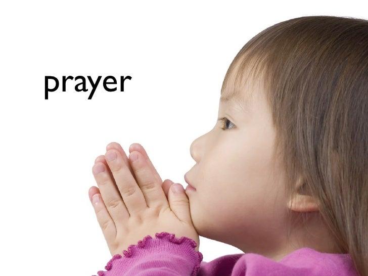 prayer prayer