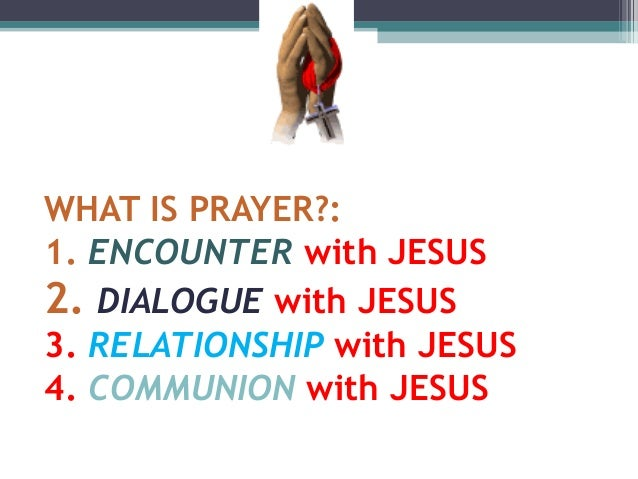 PRAYERS IS POWER