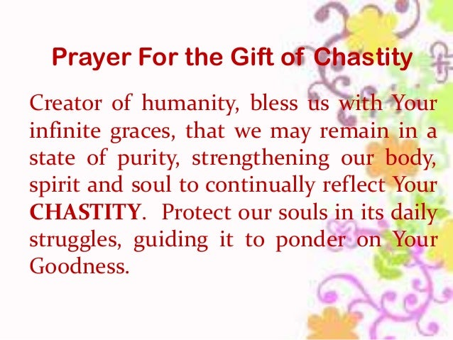 the goddess of chastity essay The goddess of chastity, she was a virgin huntress who was shown carrying a bow and a quiver of arrows by some quirk she also presided over childbirth and was associated with the moon her name in latin was diana.