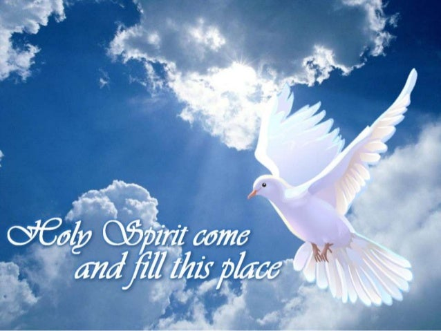 how you can be filled with the holy spirit pdf