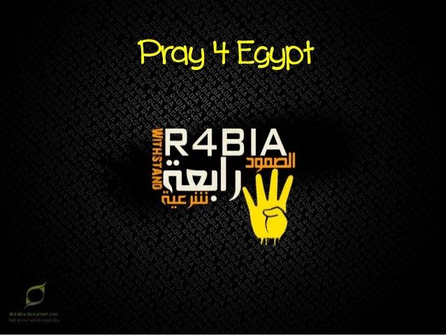 Pray 4 Egypt