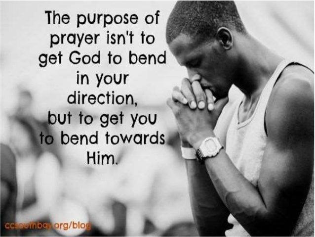 PRAYING Just do it!