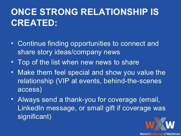 Pr Bootcamp Building Media Relationships Amp Maximizing
