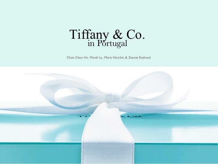 tiffany co marketing plan Tiffany & co , the iconic  alessandro bogliolo now appears to have a clear plan to revive tiffany's brand appeal,  marketing will play a key role in the new.