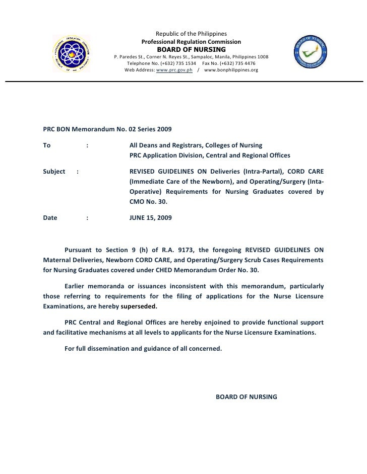 Republic of the Philippines                                   Professional Regulation Commission                          ...