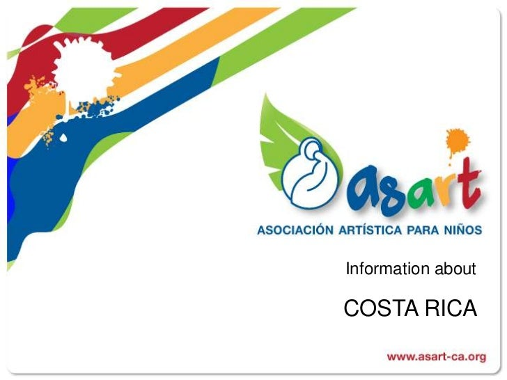 Information about<br />COSTA RICA <br />
