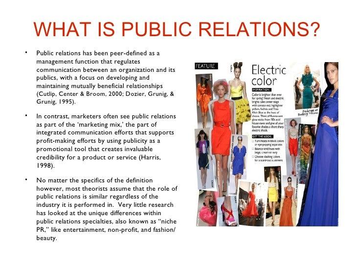 BA (Hons) Fashion Public Relations and Communication - London 59