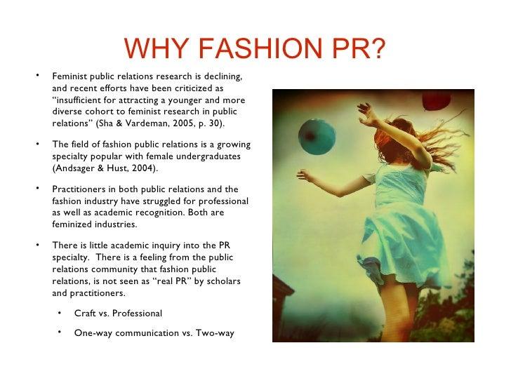 BA (Hons) Fashion Public Relations and Communication - London 44