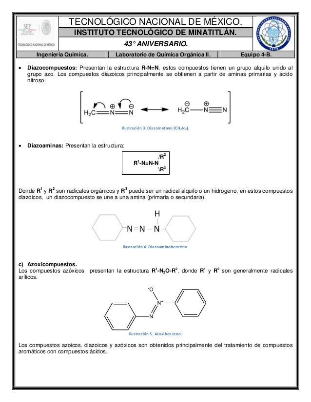 Reporte de Práctica-Síntesis del Naranja de Metilo.