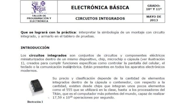 Práctica de circuitos integrados   versión para móviles