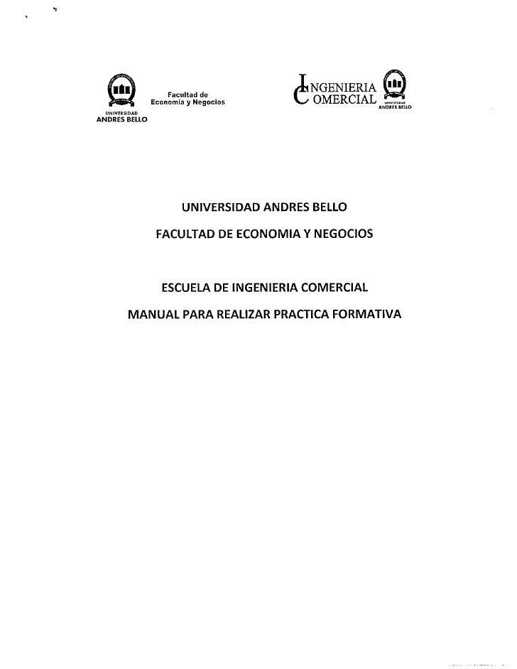PráCtica Formativa