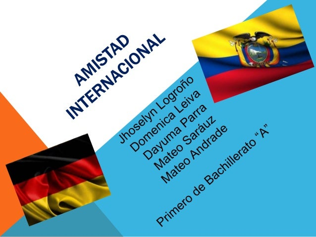 Los 125 años de la Firma de Tratado de  Amistad entre Alemania y Ecuador