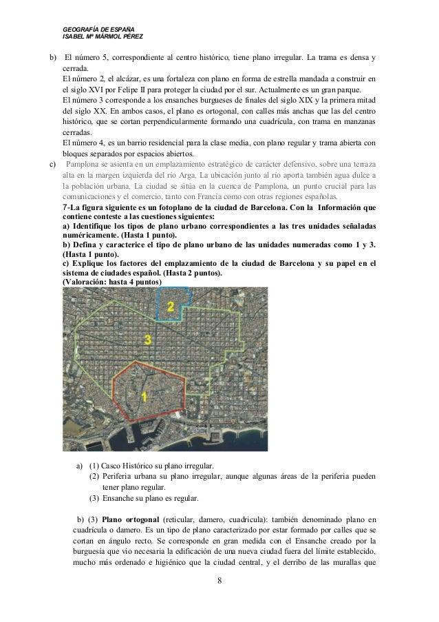 Pr cticas geograf a urbana - Pamplona centro historico ...