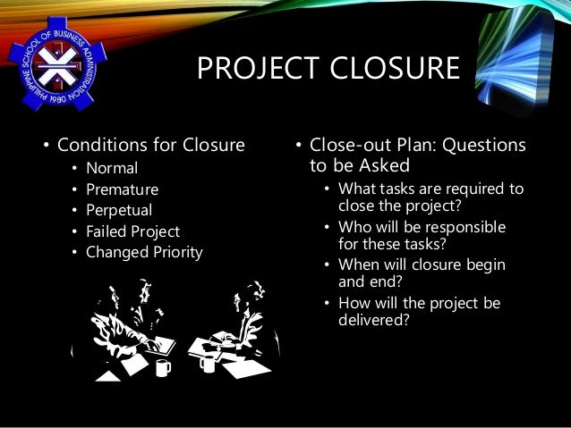 audit closure After an audit is performed, a closing meeting must occur to review important  audit findings this lesson will explain how a closing meeting of an.