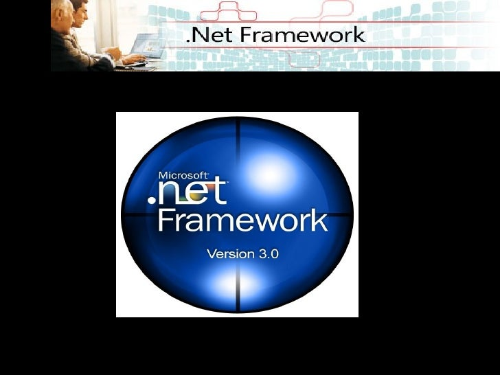 Microsoft dot net framework Slide 1