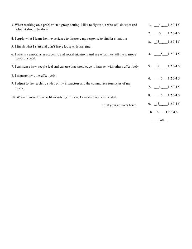 Pre assessment Slide 3