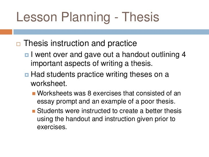 frontier thesis lesson plan Experience lesson 1 live free  turner frontier thesis about western woman  precisely because of this masculine orientation, revising the frontier thesis by .