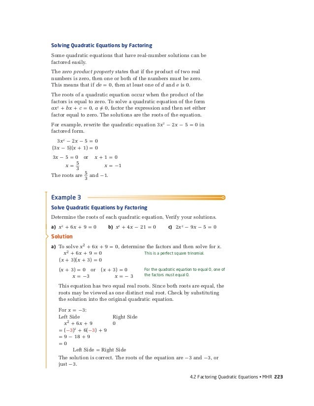 Printables Quadratic Formula Word Problems Worksheet Answers quadratic formula word problems worksheet answers jason jumped math pre calculus chapter 4 jumped