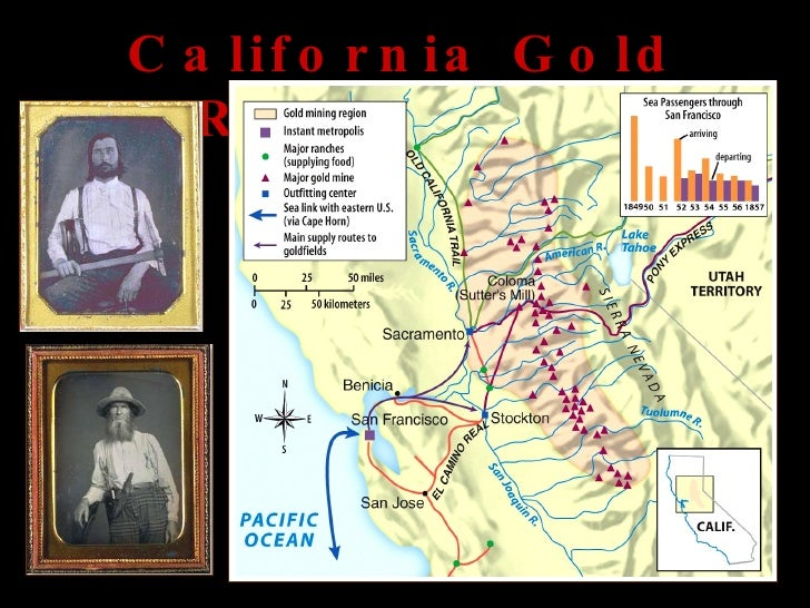 California Gold Rush, 1849