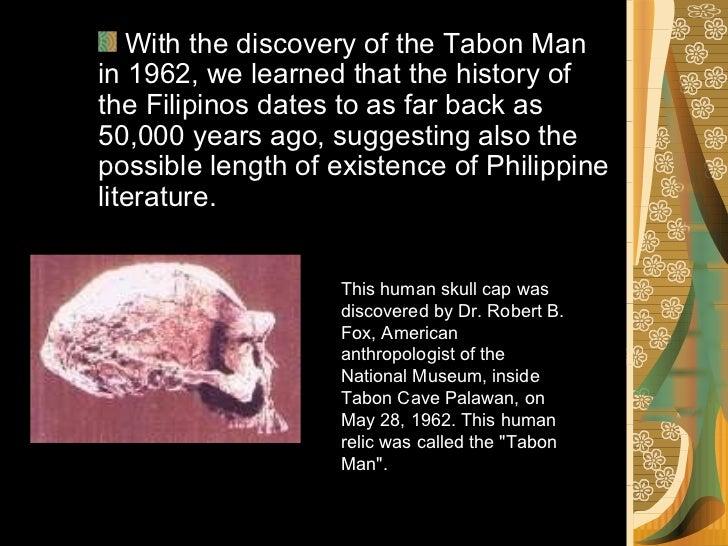 Pre-Spanish Era in Philippine Literature with Reflection