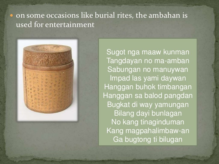 pre colonial culture in philippines (and yes ancient egypt is a part of pre-colonial african history and culture) so please feel free to post anything that relates to any of the indigenous peoples or cultures of africa warning anything that does not pertain to africa will be removed.