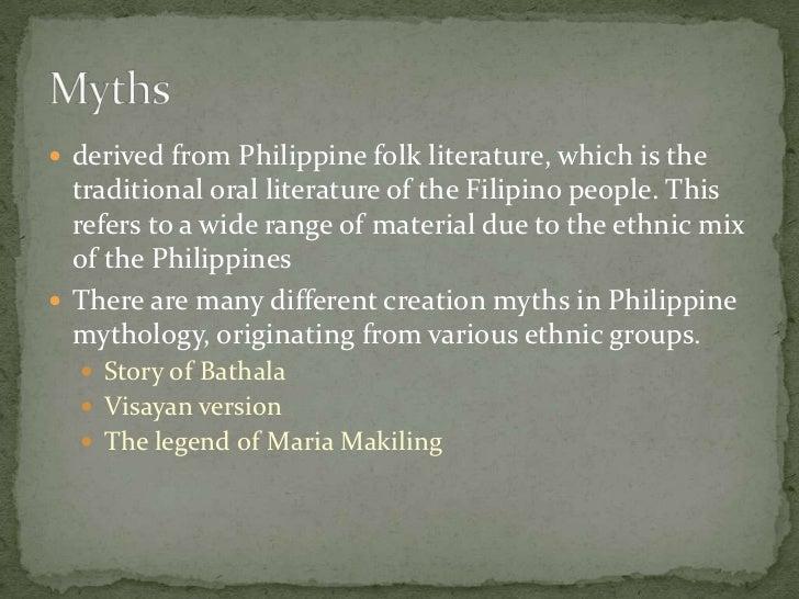 Genres of philippine literature