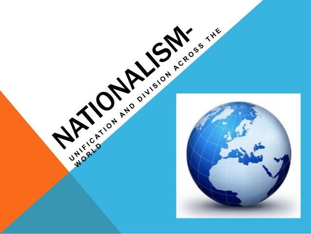 BACKGROUND- RISE OF NATIONALISM During the French Revolution , the people  in France expressed a great deal of pride in th...
