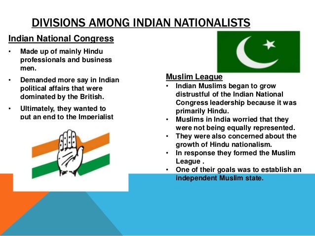 different nationalist movements across the world