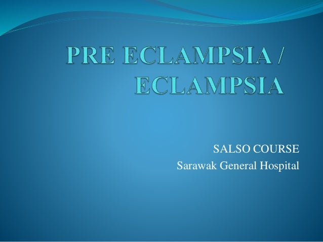 SALSO COURSE Sarawak General Hospital