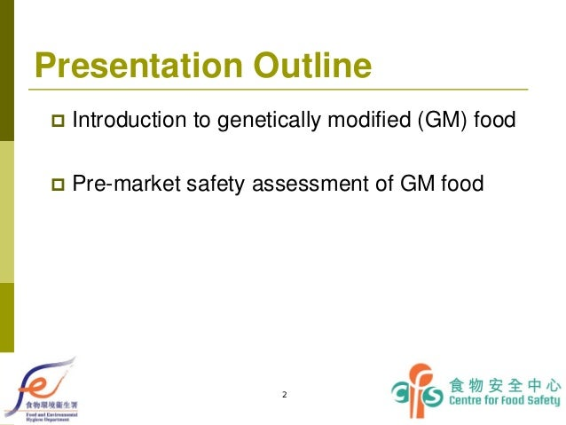 Genetically Modified Protein Food Safety