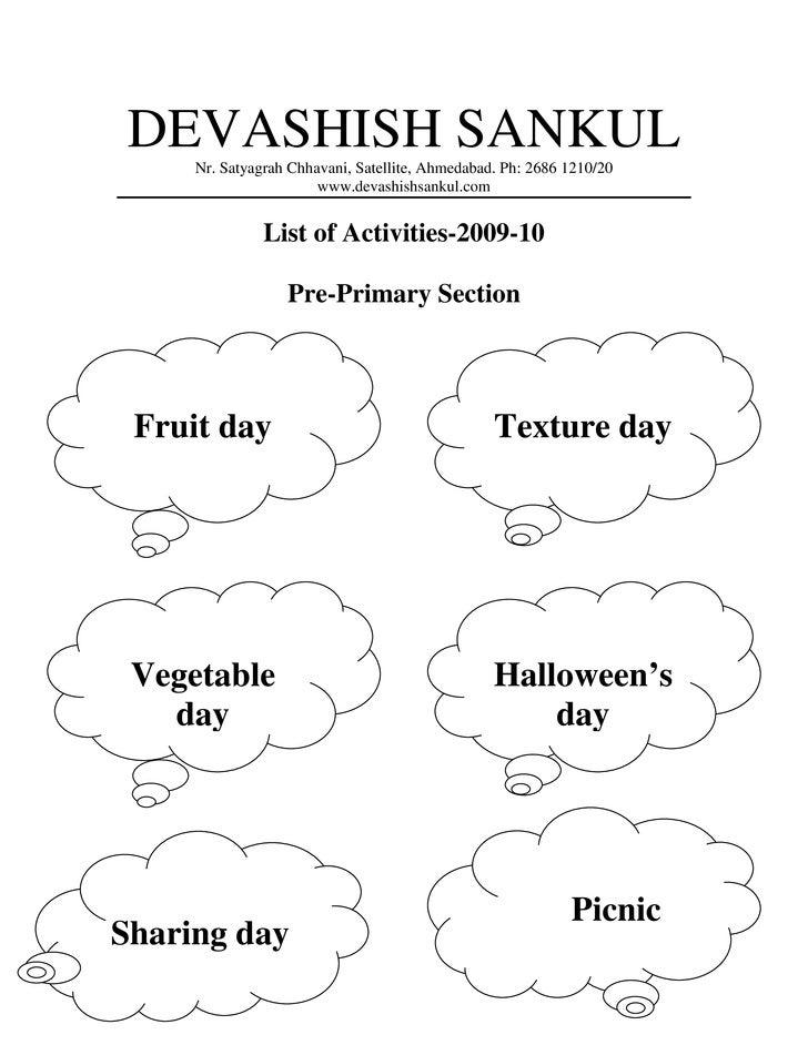 DEVASHISH SANKUL      Nr. Satyagrah Chhavani, Satellite, Ahmedabad. Ph: 2686 1210/20                        www.devashishs...
