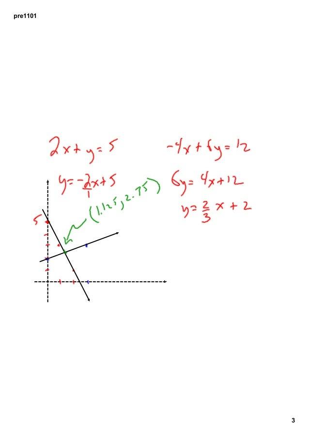 4H2012 11-01 2D System of Equations Slide 3