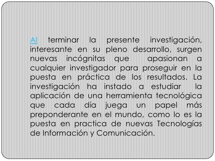 Bibliografía.     García, F. J. (2004). Web Semántica y Ontologías. En J. F.        García & M. Moreno (Eds.), Tendencias ...
