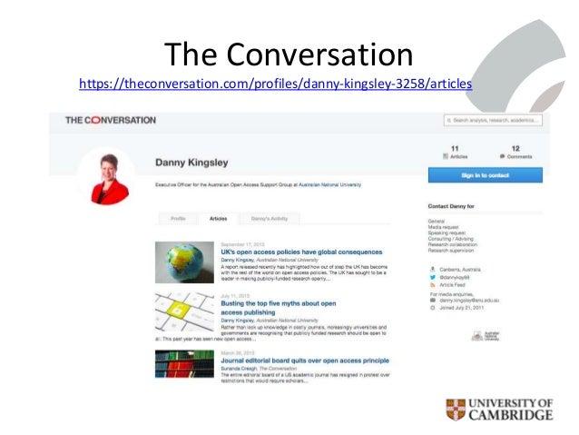 The Conversation https://theconversation.com/profiles/danny-kingsley-3258/articles