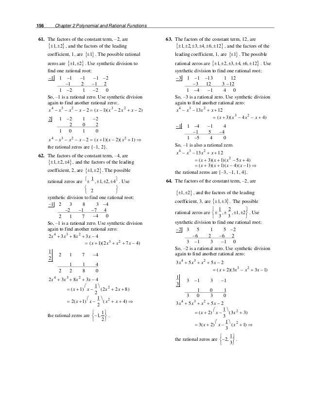Precalculus A Unit Circle Approach 3rd Edition Ratti