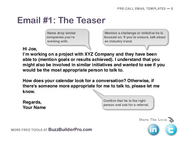 Cold emailing templates for prospecting for Email cold call template