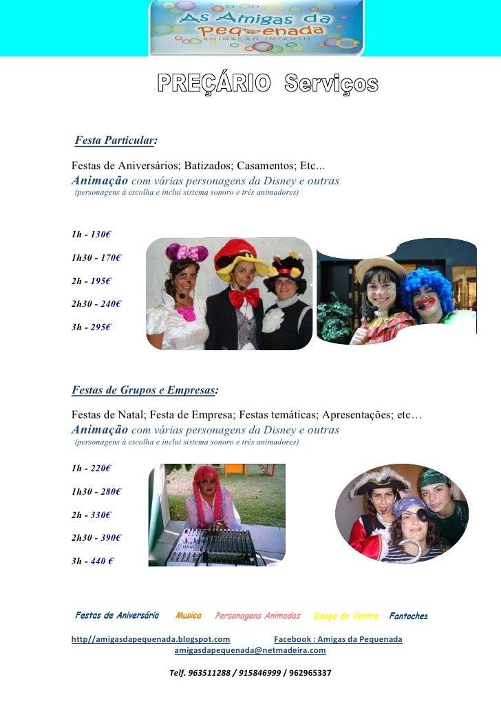 Festa Particular:Festas de Aniversários; Batizados; Casamentos; Etc...Animação com várias personagens da Disney e outras(p...