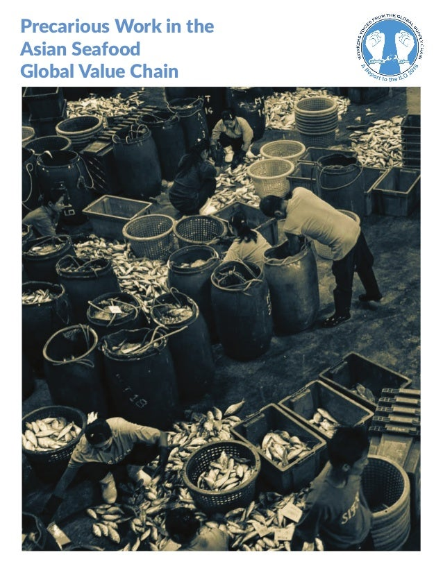 Precarious work in the asian seafood global value chain